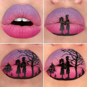 Love this #Lips #Story