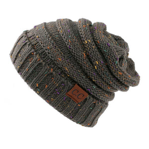 Soft Knit Beanie - Cultured Lady
