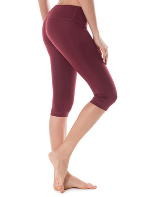 Yoga Pants with Pockets - Cultured Lady