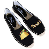 """Taco 'Bout It"" Espadrilles"