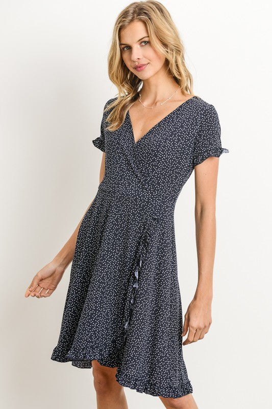 Mollie Dress (navy)