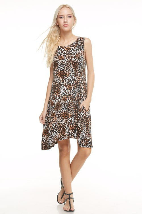 Wild Child Swing Dress