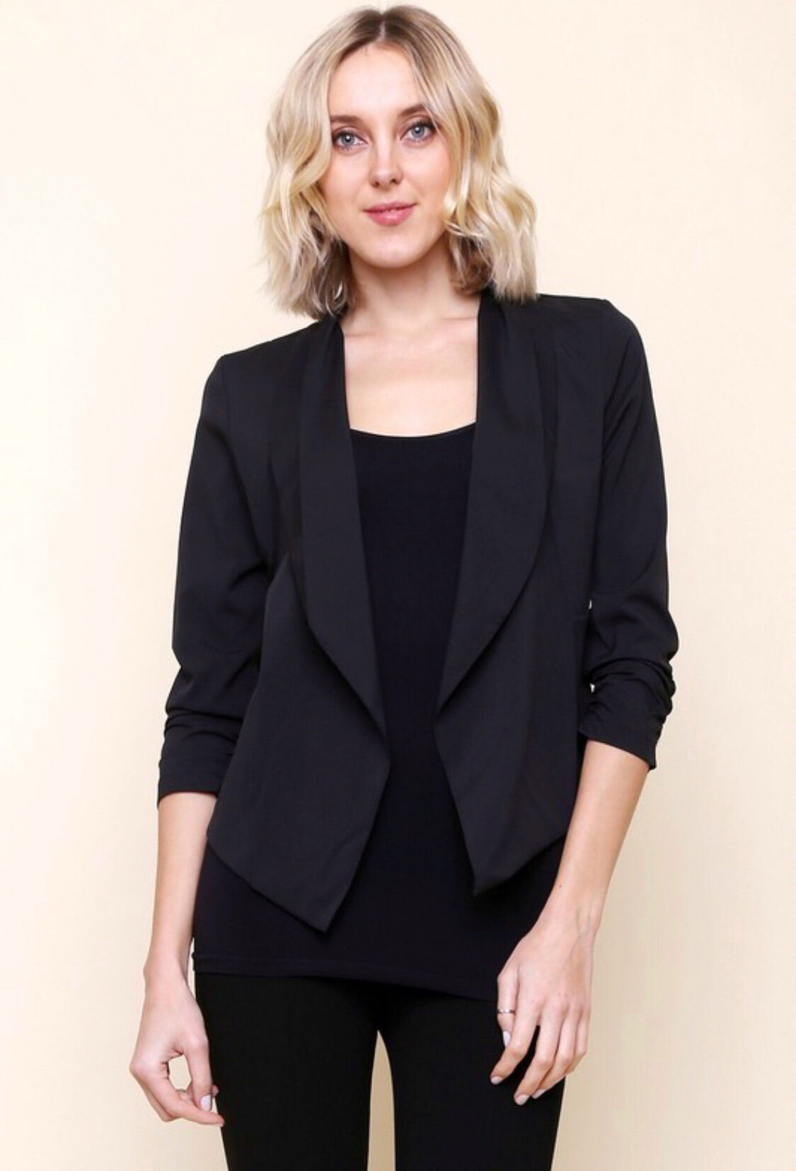 Maddie Jacket (black)