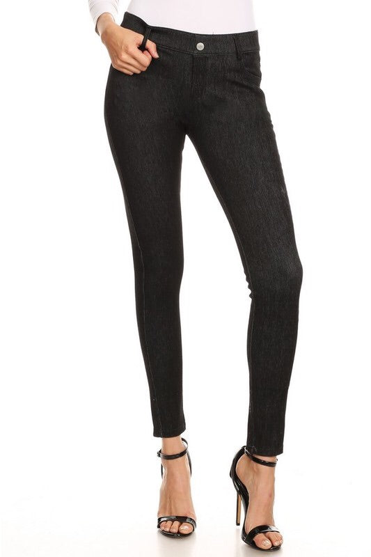 Tanner Jeggings (black)
