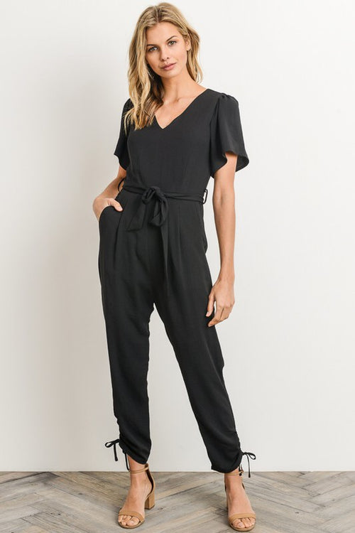 Stella Jumpsuit (black)
