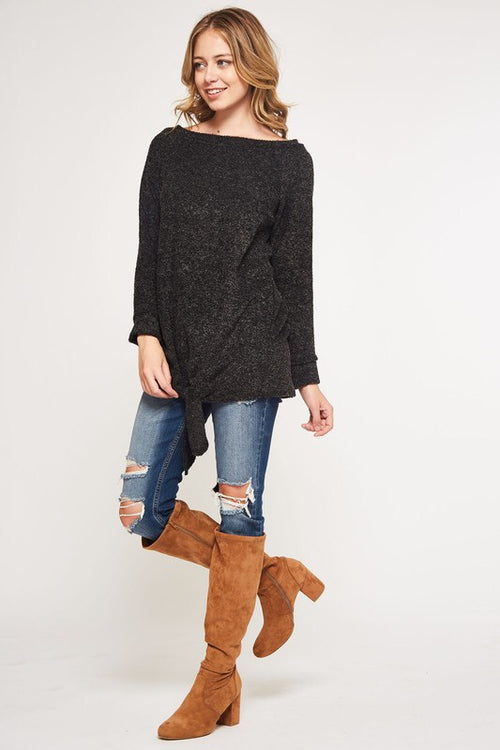 Logan Sweater (black)