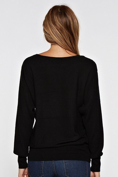 Mason Sweater (Black)