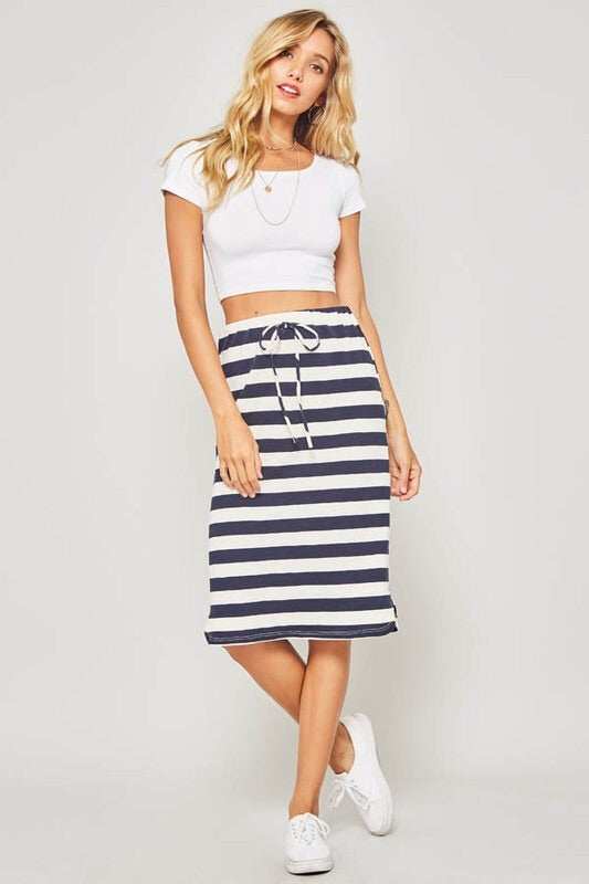 Weekend Skirt (navy)