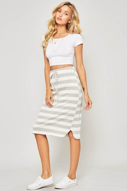 Weekend Skirt (gray)