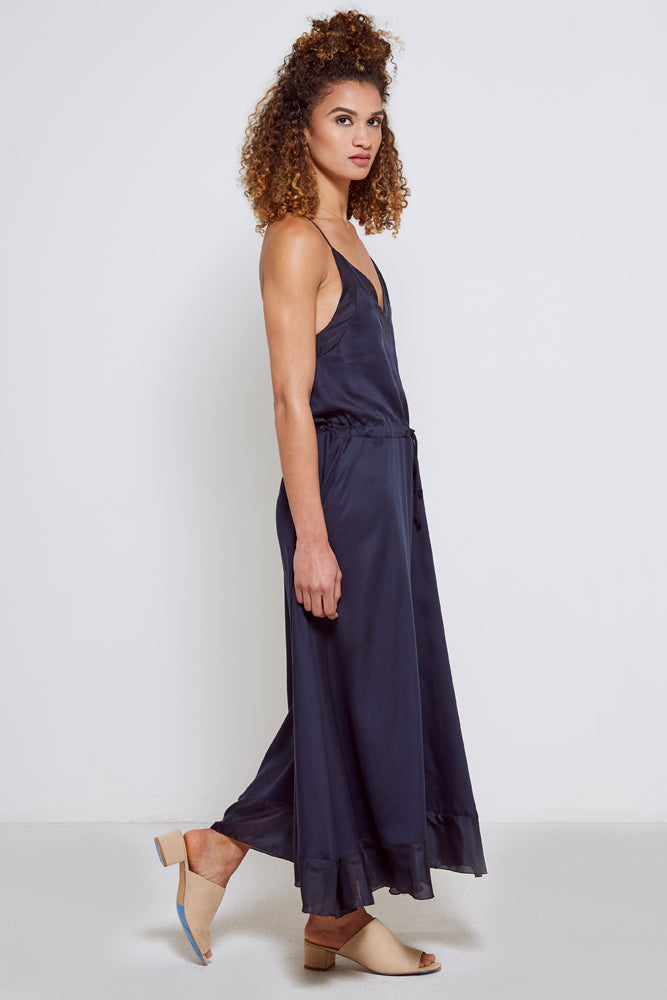 The June dress - Navy