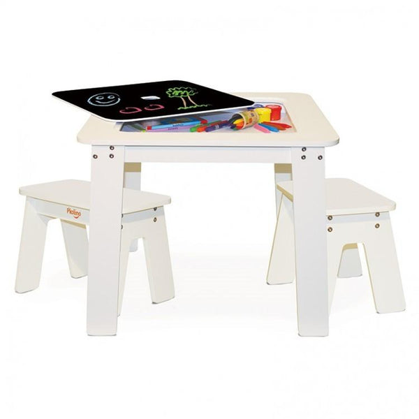 Chalk Table White