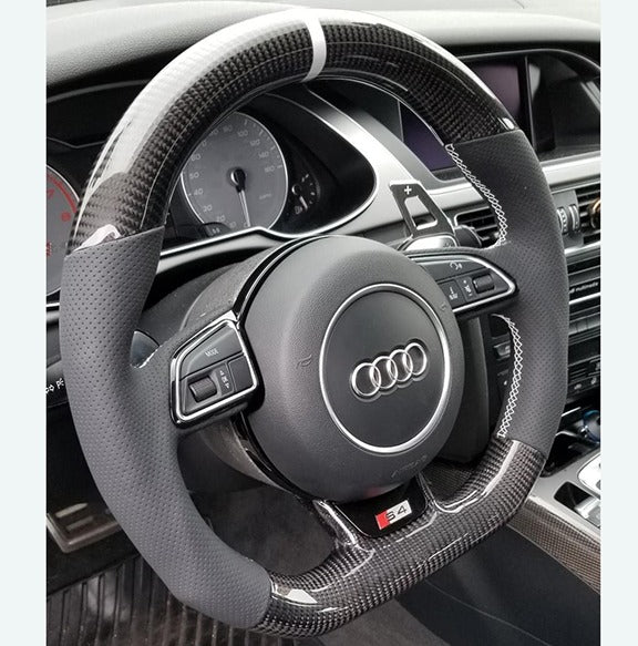 AUDI S4/S5/RS5 CARBON STEERING WHEEL (B8.5)