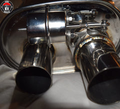 EXHAUST - Euro Impulse SmartValve Exhaust System For B8 S4/S5 3.0T With/without Valve Option.