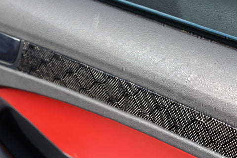 In-House Carbon Fiber Wrapping.