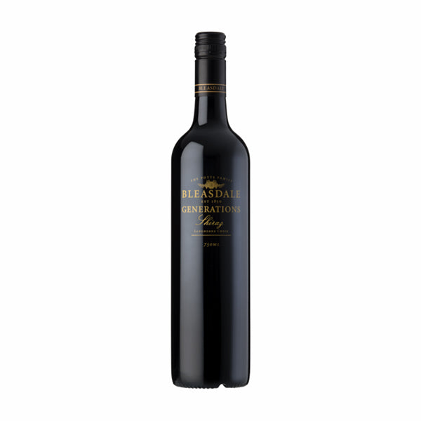 "Bleasdale ""Generations"" Langhorne Creek Shiraz 2017"