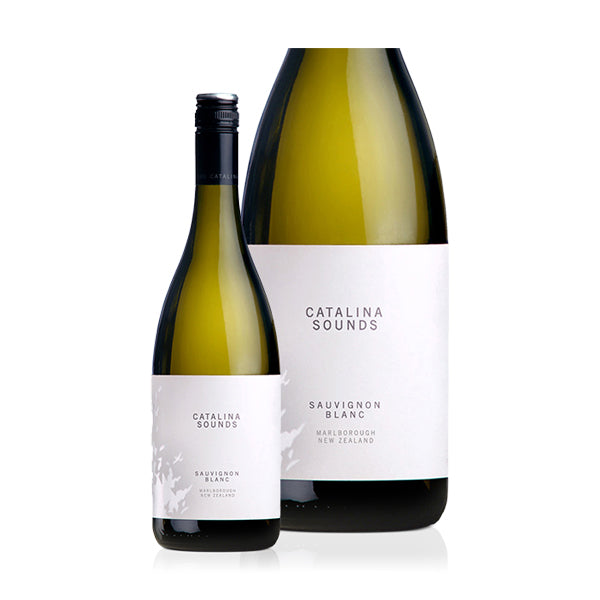 Catalina Sounds Marlborough Sauvignon Blanc 2018