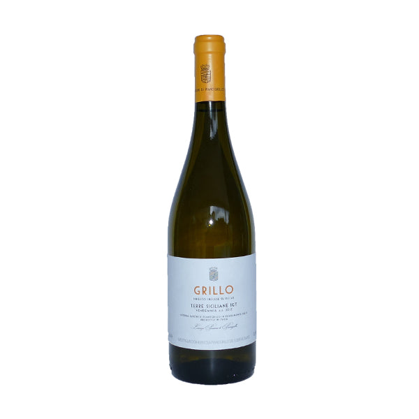 Pianogrillo Siciliane IGT Grillo 2015
