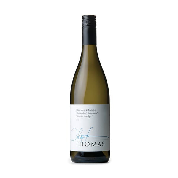 Thomas Wines Braemore Semillon, Hunter Valley 2016
