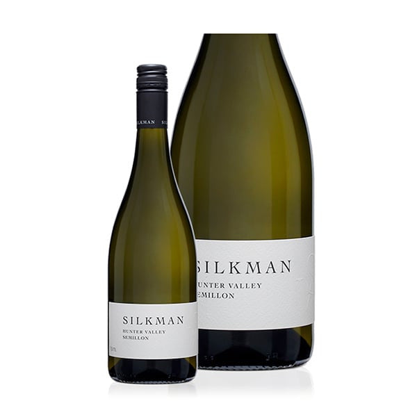Silkman Reserve Semillon, Hunter Valley 2015