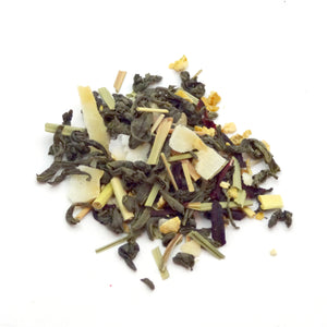 Aquarius Loose Leaf Green Tea