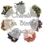 Chakra Tea Blends Pack