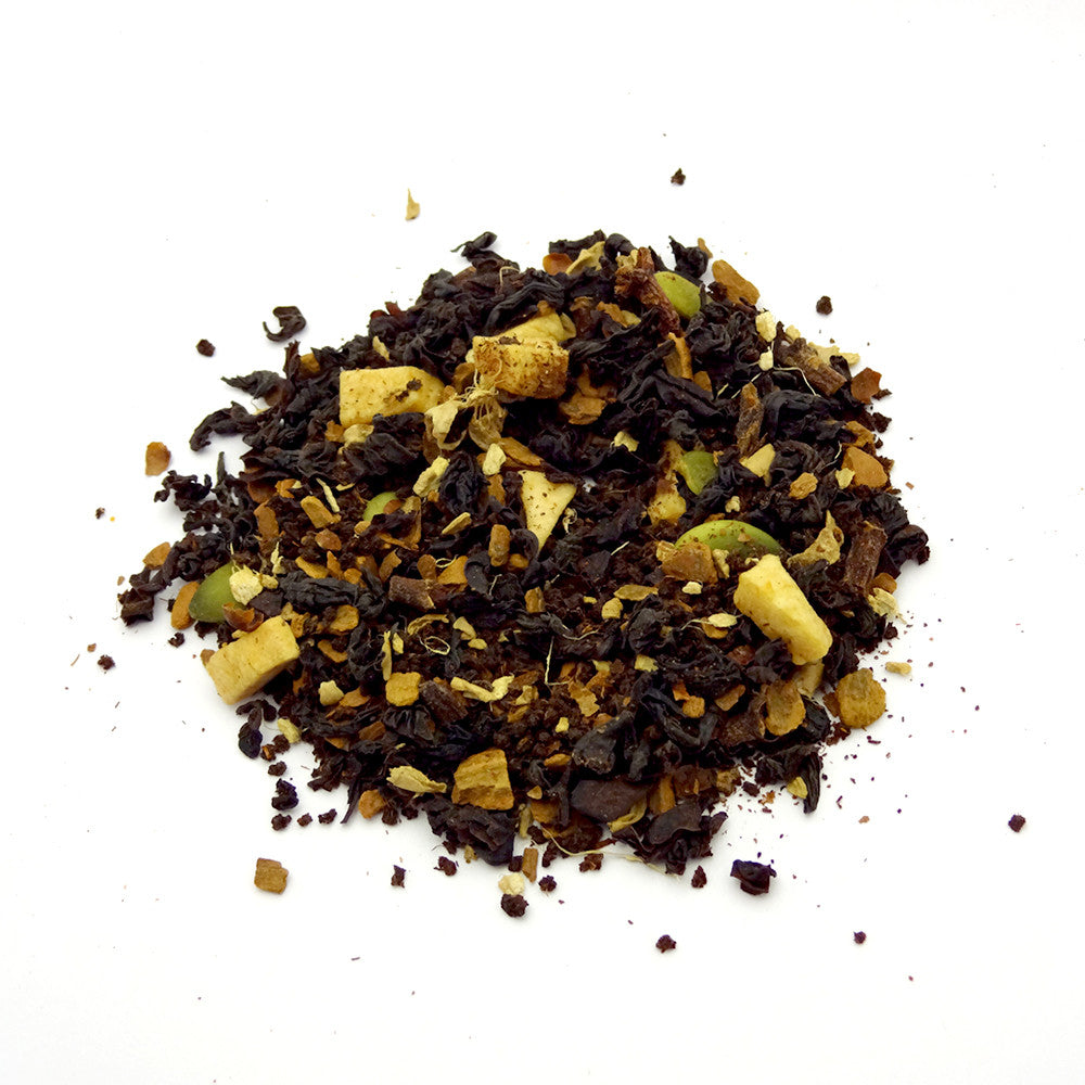 Pumpkin Carriage (Cinderella) Loose Leaf Black Tea