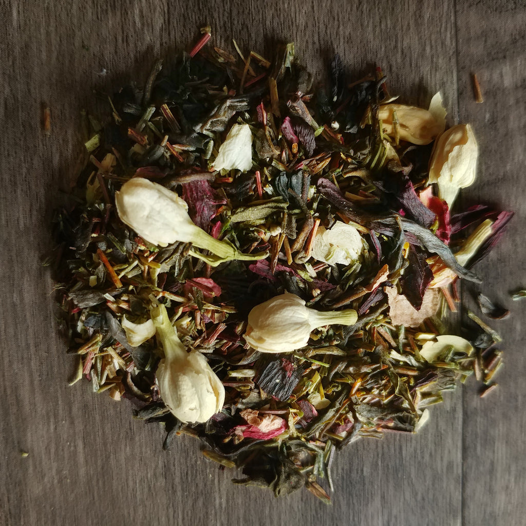 Unicorn Loose Leaf Green Rooibos & Green Tea