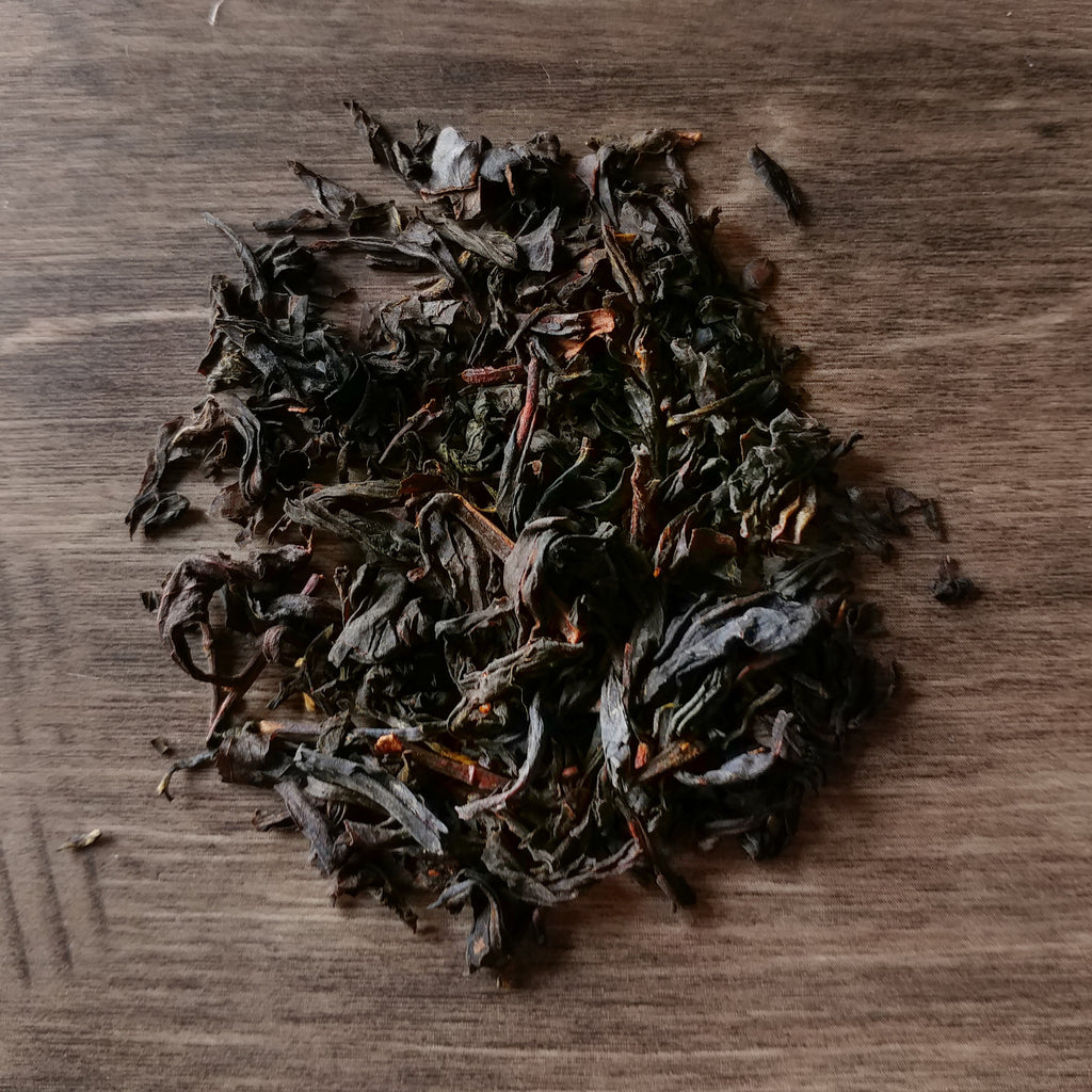 Satyr Loose Leaf Black & Oolong Tea