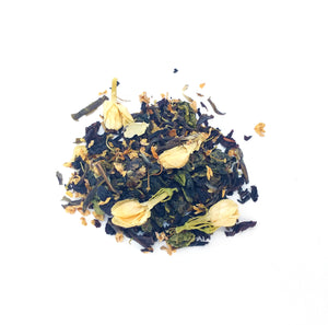 The Novelist Jasmine-Peach Black, Oolong, Green Tea