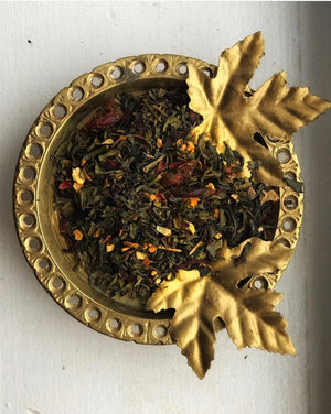 Midwinter Madras Loose Leaf Green Tea