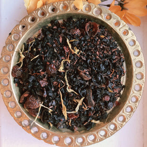 Midsummer Loose Leaf Honeybush Black Tea