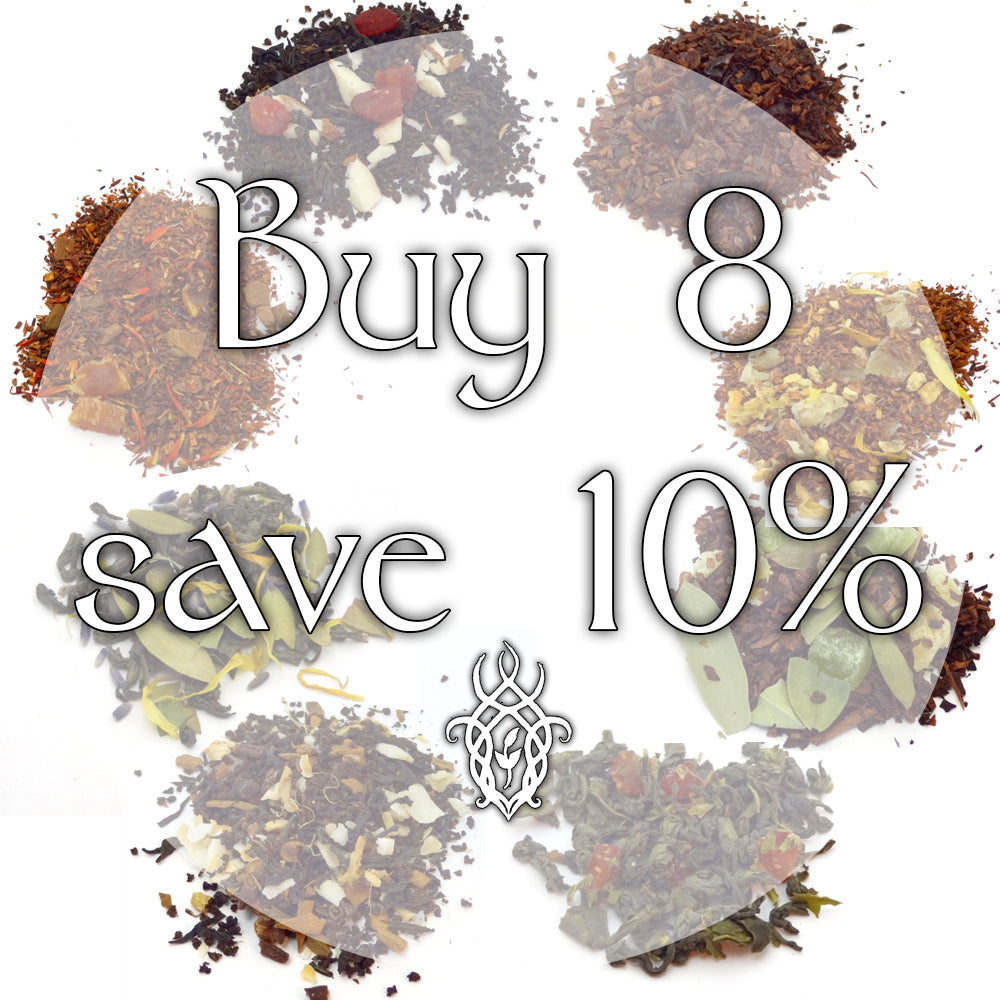 Buy 8 Teas Save 10%
