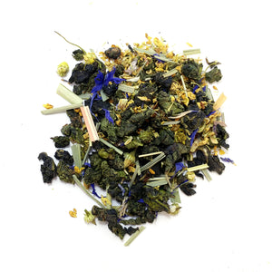 Throat Chakra Oolong Tea
