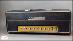 SoloDallas® SD-50X Guitar Amp Head
