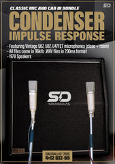 SoloDallas® updated 2020 4x12 G12-65 Condenser Impulse Response Bundle