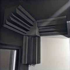Acoustic Soundproof Foam Corner Solutions