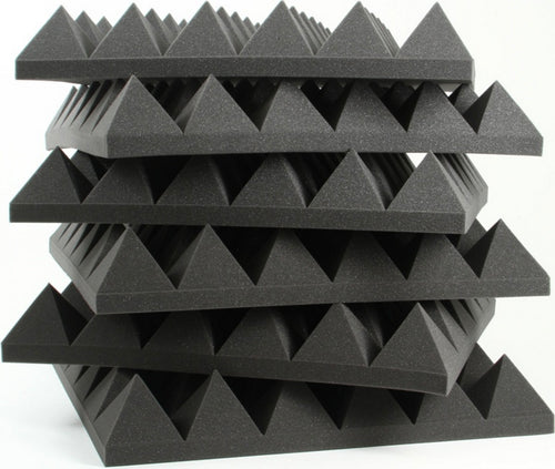 Acoustic Pyramid Foam 3