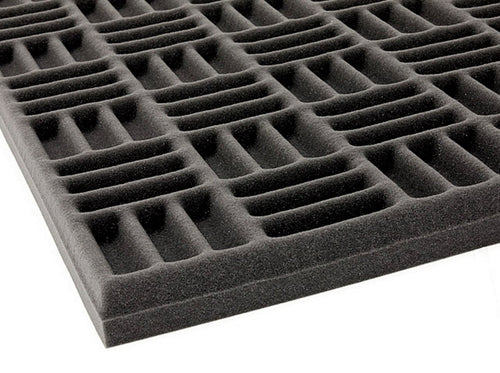 Acoustic Grid Soundproofing Foam 69