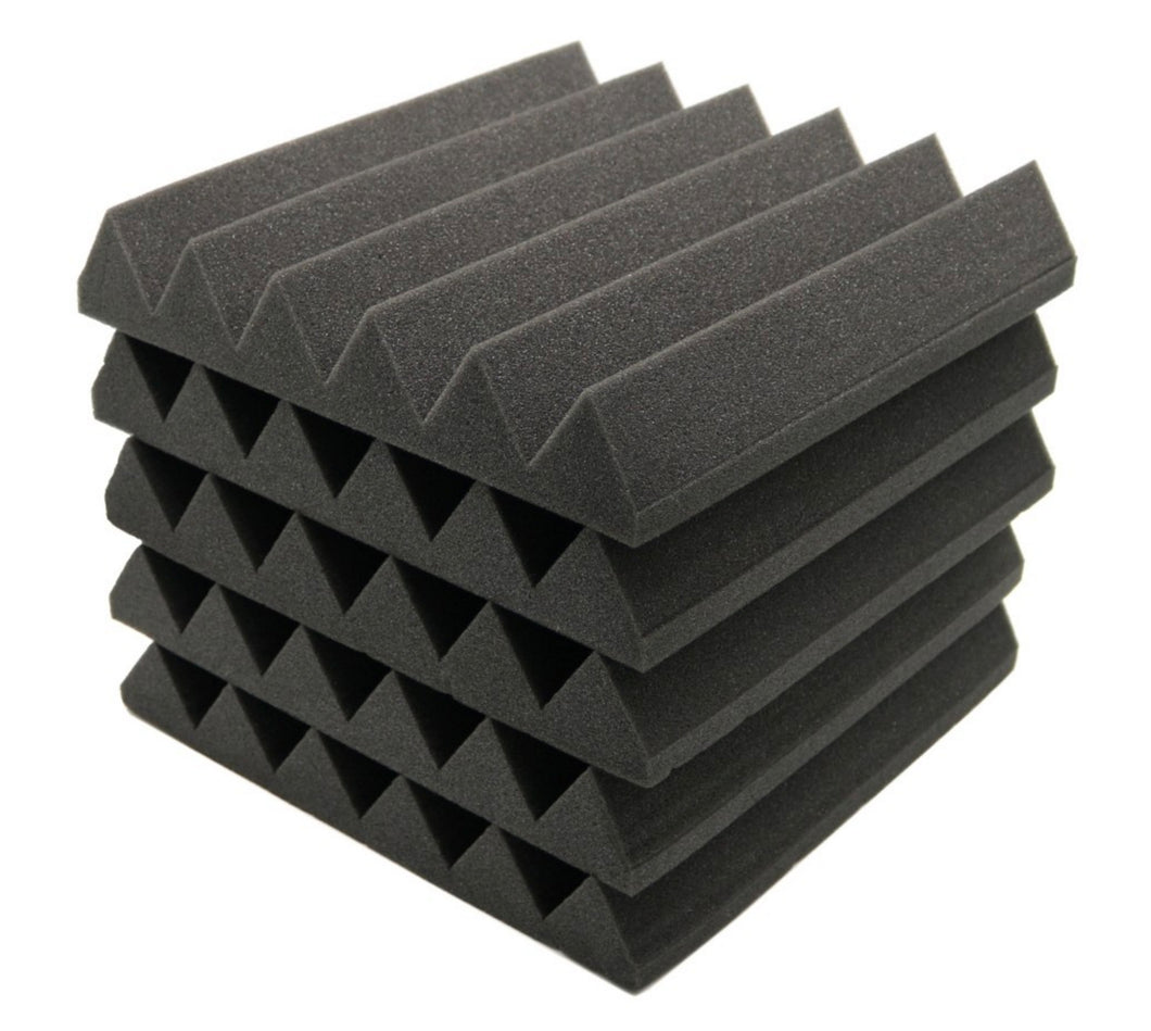 Triangle Soundproofing Wedges 2