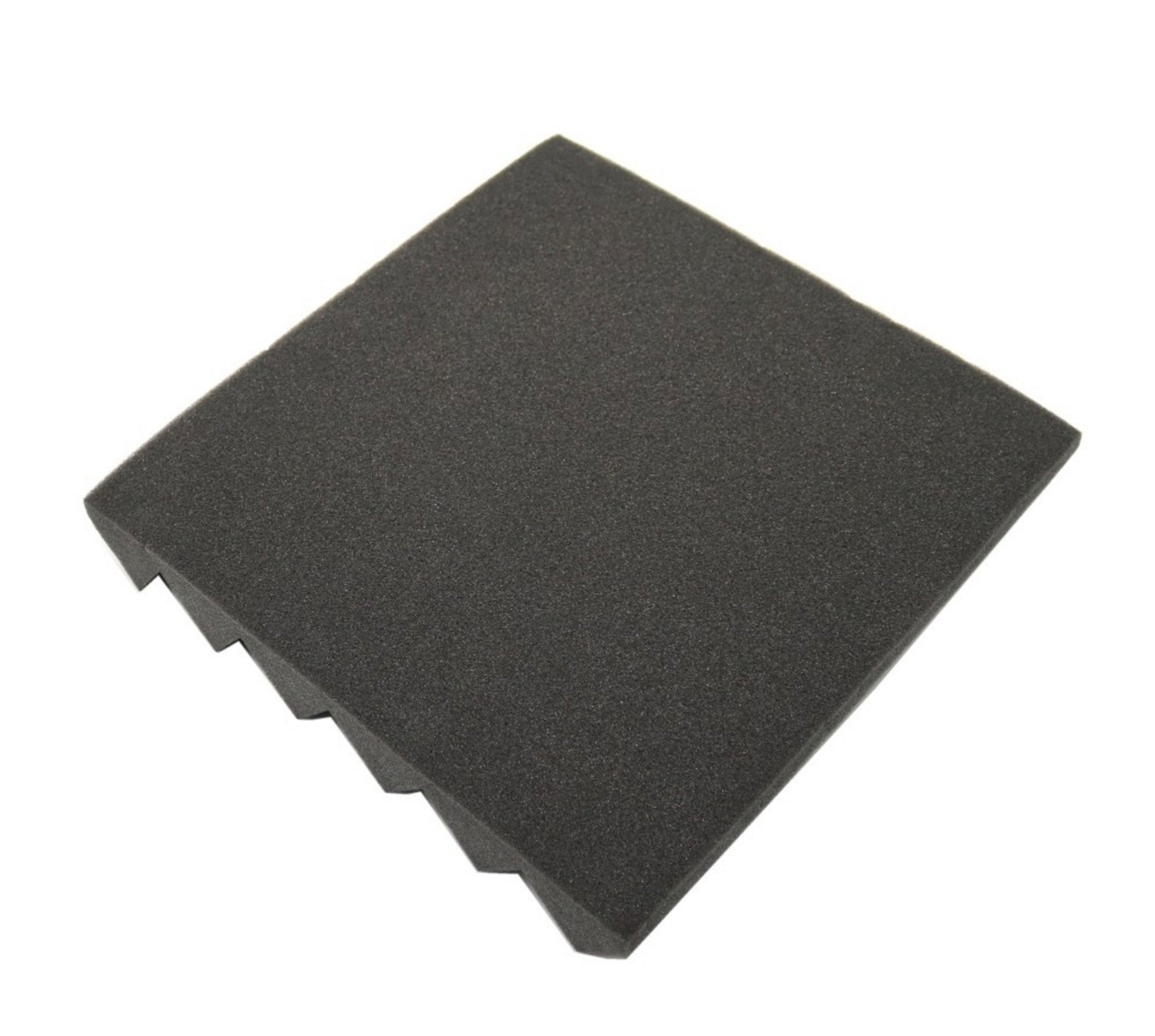"Triangle Soundproofing Wedges 2"" (Various Colors & Quantities)"