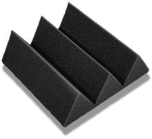 "Triangle Soundproofing Wedges 4"" (Various Colors & Quantities)"
