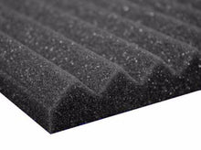 "Triangle Soundproofing Wedges 1"" (Various Colors & Quantities)"