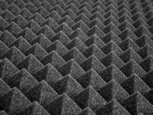 "Acoustic Pyramid Foam 2"" (Various Colors & Quantities)"