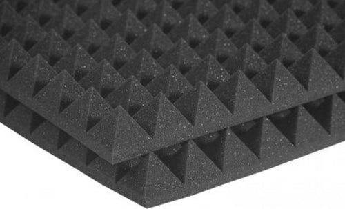 Acoustic Pyramid Foam 2