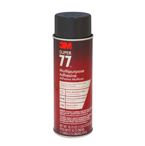3M Super 77 - Multipurpose Adhesive 16.75 fl. oz