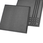 "Acoustic Drop Ceiling Tile 24""x24""x2"" (12 Pack)"