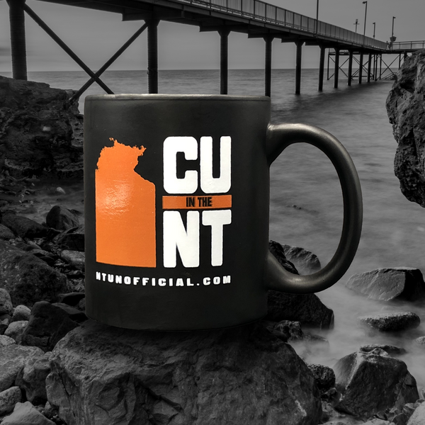 CU in the NT Ceramic Mug
