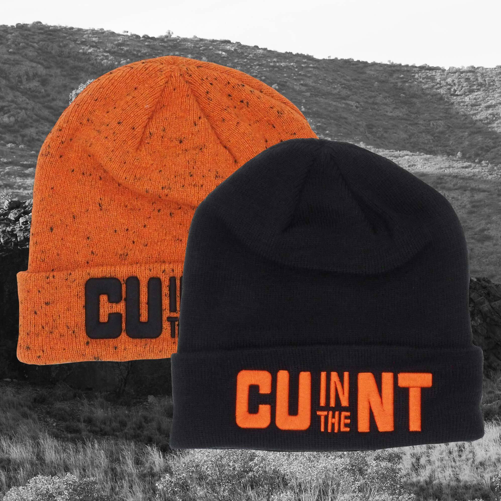 CU in the NT Beanie