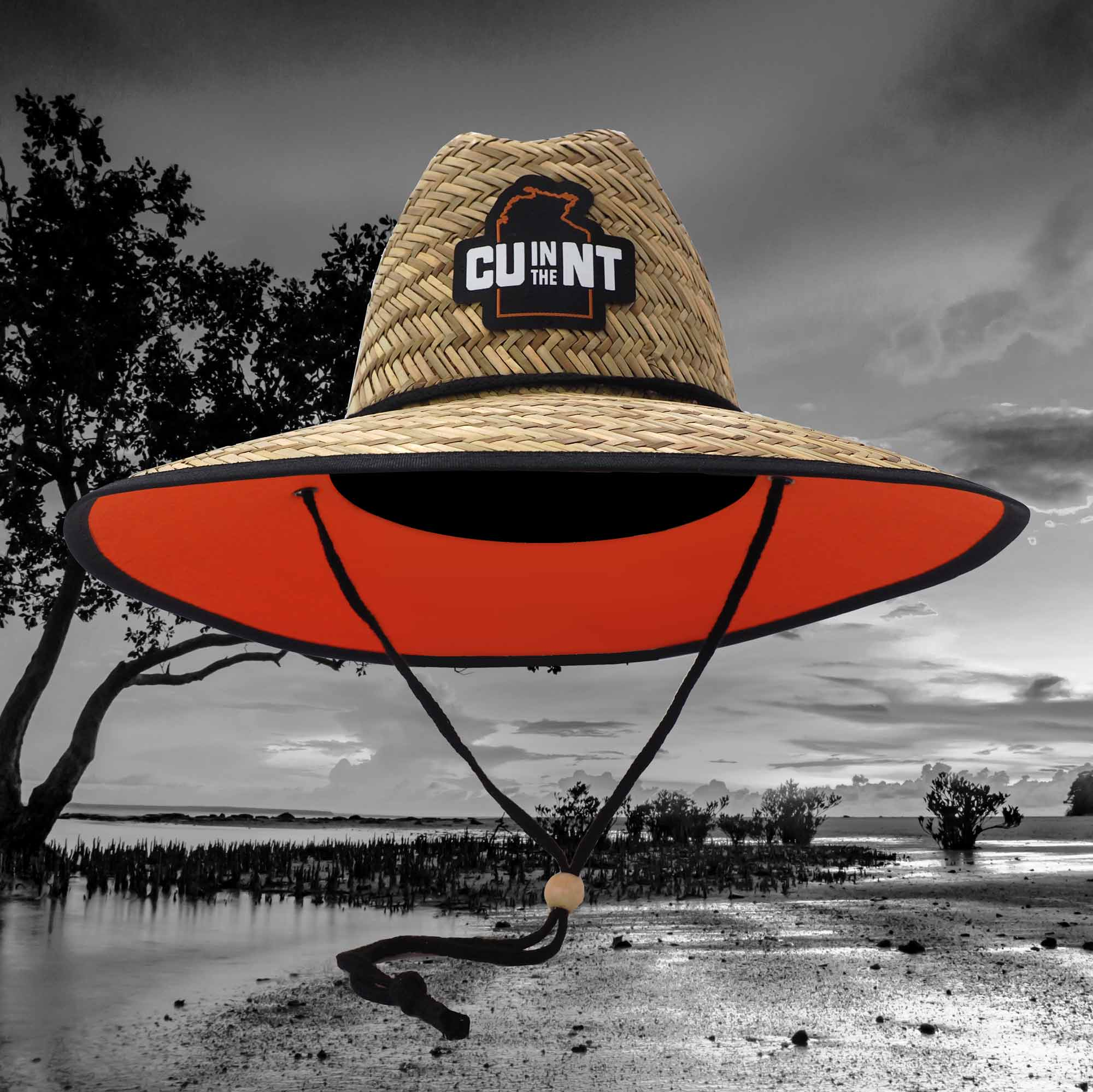 CU in the NT Straw Hat
