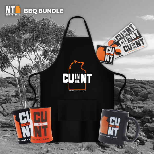 CU in the NT BBQ Bundle